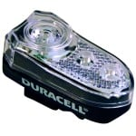 Duracell 3 LED cykel forlygte