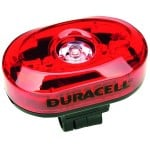 Duracell 5 LED cykel baglygte