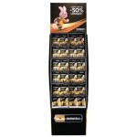 Plus Power Display Big 3 AA 4pk/AAA 4pk/9V 1pk - Batteri