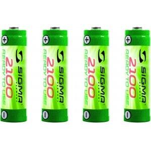 Køb Batterisæt Accu 2100mah 4 Stk. Aa – Batteri