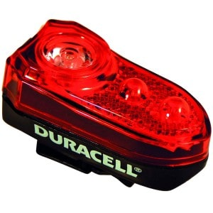 Image of   3 led duracell baglygte
