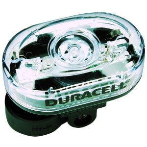 Image of   Forlygte 5 led duracell