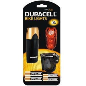 Image of   Bike lights duracell