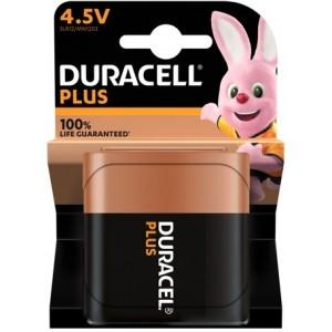 Køb Duracell Plus Power 4.5v, 1pk – Batteri