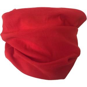 Rød halsklud