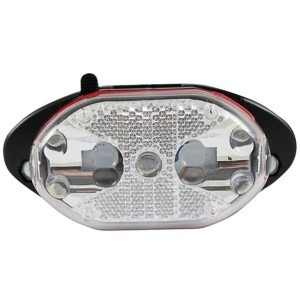 Image of   Forlygte Milano Bike Lights Japcell