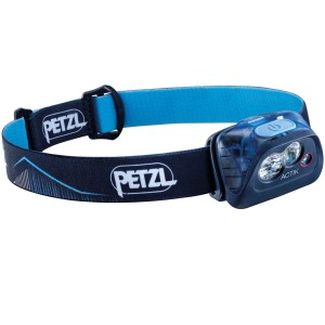 Blå Actik Petzl
