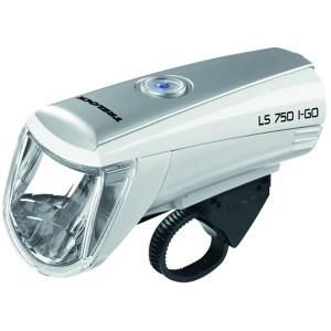 Hvid flash i-go ls 750 trelock